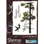 Sheltering Tree Sheena Douglas A6 Stamp
